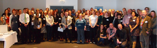 Group photo from the IAQ 2016